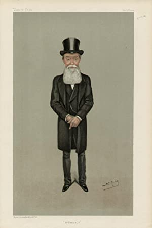 "McEwan & Co."". Men of the Day. No. 860.: McEWAN, William, Mr."