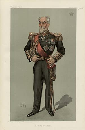 "an Admiral of the Fleet"". Statesmen. No. 755.: MEADE, The Right Hon. Richard James, Earl of ..."