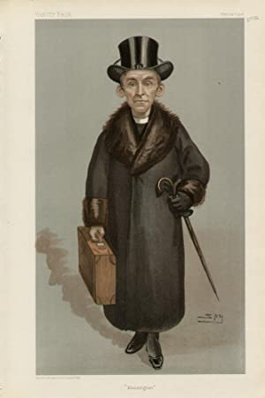 "Kensington"". Men of the Day. No. 868.: RIDGEWAY, The Right Reverend Frederic Edward."