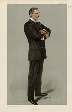 "Navy control"". Men of the Day. No. 871.: MAY, Rear-Admiral William Henry."