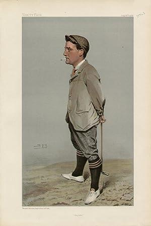 "Hoylake"". Men of the Day. No. 886.: HILTON, Horace Harold, Mr."