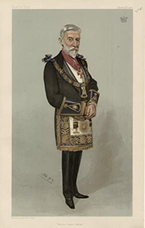 """The Pro Grand Master"""". Statesmen. No. 765.: AMHERST, Earl."""