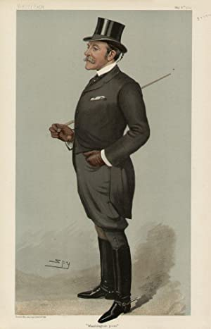 "Washington Post"". Men of the Day. No. 916.: DURAND, The Right Hon. Henry Mortimer, Sir."