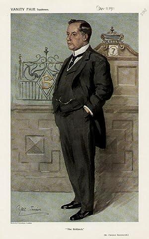 """The Birkbeck"""".: RAVENSCROFT, Clarence, Mr."""