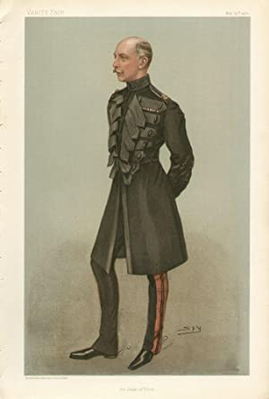 "the Duke of Teck"". Prince. No. 25.: Teck, H.S.H. The Duke of."