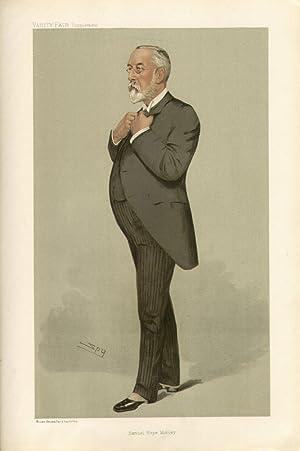 Samuel Hope Morley: MORLEY, Samuel Hope.