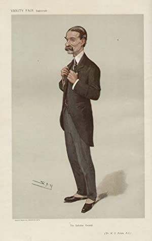 """The Solicitor General."""" Men of the Day. No. 999.: ROBSON. W.S. Sir."""