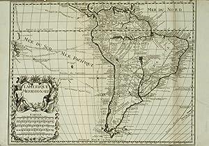 L'Amerique Meridionale.: ANONYMOUS].