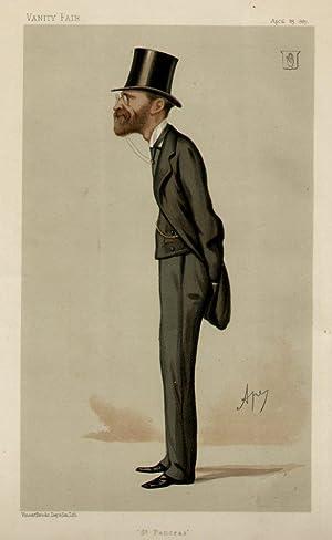 """St. Pancras"""". Statesmen. No. 519.: GOLDSMID, Julian, Sir."""