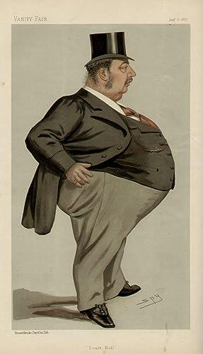 "Court Roll"". Statesmen. No. 525.: ELTON, Charles Isaac."