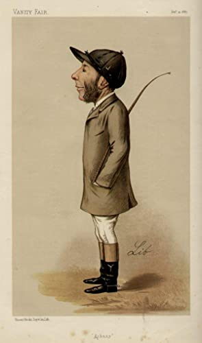 "Johnny"". Men of the Day. No. 391. Jockey.: OSBOURNE, John, Mr."