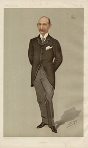 "Brocklesby"". Statesmen. No. 661.: YARBOROUGH, The Earl of."