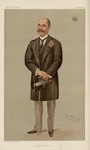 "A good sportsman"". Statesmen. No. 663.: EGLINTON and Winton, The Earl of."