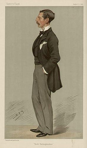 "North Huntingdonshire"". Statesmen. No. 675.: FELLOWES, Ailwyn, The Hon."