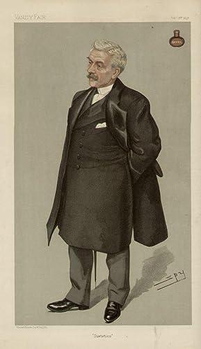 "Dietetics"". Men of the Day. No. 673.: JOHNSTON, John Lawson, Mr."
