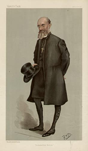 "Ecclesiastical History"". Statesmen. No. 683. Clergyman.: THE BISHOP OF LONDON."