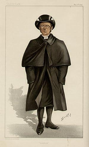 """Lichfield"""". Statesmen. No. 686. Clergyman.: THE BISHOP OF LICHFIELD."""