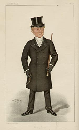 """Mansion House"""". Men of the Day. No. 683.: THE LORD MAJOR."""