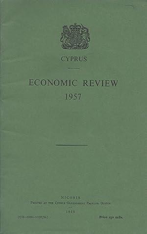 Economic Review. 1957: CYPRUS).