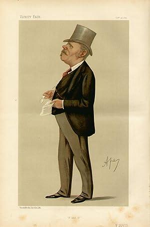 "P and O"". Statesmen. No. 531.: Sutherland, Thomas, Mr."