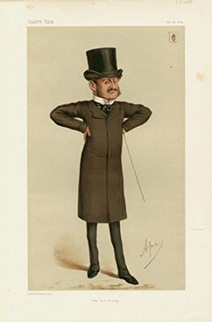 """Our Sir Gearge"""". Men of the Day. No. 78.: WOMBWELL, George Orby, Sir."""