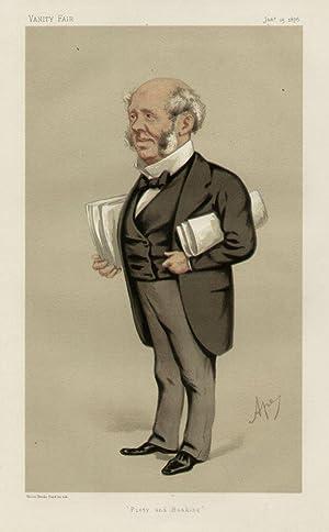 "Piety and Banking"". Statesmen. No. 218.: KINNAIRD, Arthur Fitzgerald, The Hon."