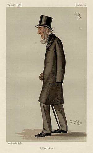 Lanarkshire: COLEBROOKE, Thomas Edward, Sir.