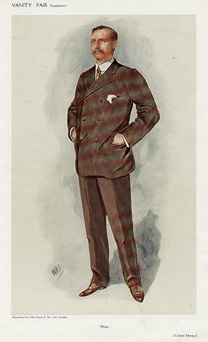 Philip: DENNY, Colonel John McAusland