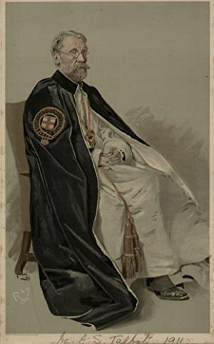 Vanity Fair Supplement Men of the day No. 1300: TALBOT, E.S , Sir.