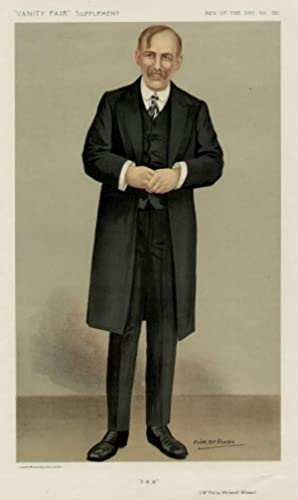 "P.W.W."" Vanity Fair Supplement, Men of the Day No.1311: WILSON, Philip Whitwell, Mr."