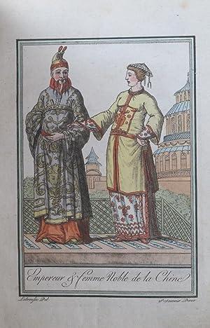 L'Encyclopédie des Voyages, Contenant l'abrégé historique de moeurs ...