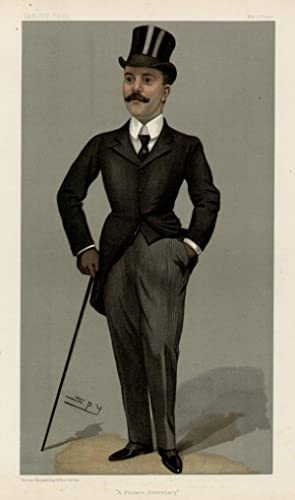 A Private Secretary: GREVILLE, Sidney Robert, The Hon.