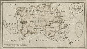 Die Insel Jersey.: REILLY, Franz Johann Joseph von.]