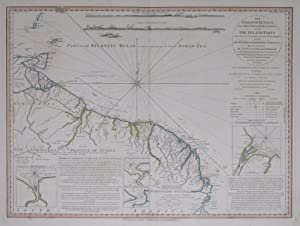 The Coast of Guyana from the Oroonoko to the River of Amazons and Inland Parts as far as they have ...
