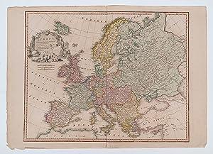 Europe, Exhibiting its Principal States. &c.: FADEN, W.]