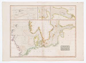 Chart of the North and Baltic Seas &c.: THOMSON, John.