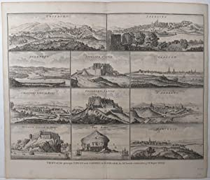 Views of the principal Towns and Castles in Scotland .: SEALE, R.W.]