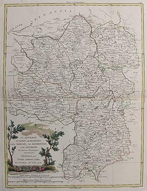 Li Governi del Berri, del Nivernois, della: PASQUALI, G.V. [Drawn