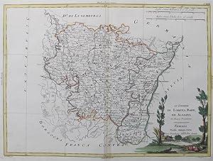 Li Governi Di Lorena, Barr, Ed Alsazia: PASQUALI, G.V. [Drawn