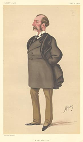"""Westminster"""". Statesmen. No. 264.: RUSSELL, Charles, Sir."""