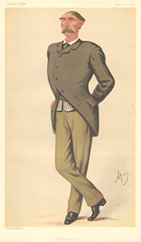 """Handsome Fred"""". Men of the Day. No. 174.: MARSHALL, Frederick, General."""