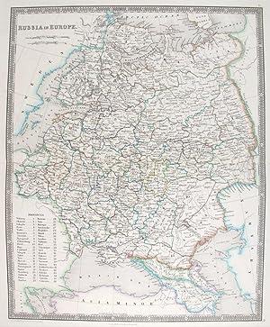 Russia in Europe.: DOWER, J.