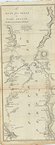 The Road from Wick to Thurso [with] Road from Thurso to Dungsby Head or Johny Grots. [with on verso...