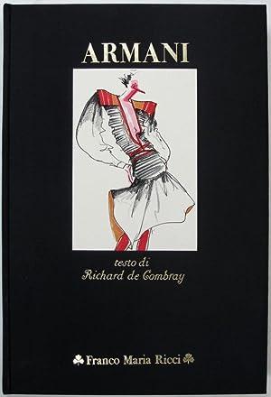 Armani testo di Richard de Combray, introduzione di Arturo Carlo Quintavalle, postface di Anna ...