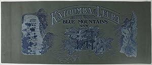Katoomba & Leura Blue Mountains N.S.W.: H. PHILLIPS