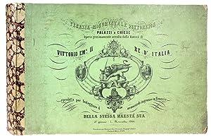 Venezia Monumentale Pittoresca. Palazzi. Opera graziosamente accolta: MORO, Marco.) FONTANA,