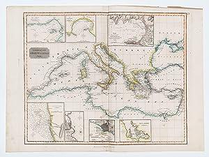The Mediterranean.: THOMSON, John.