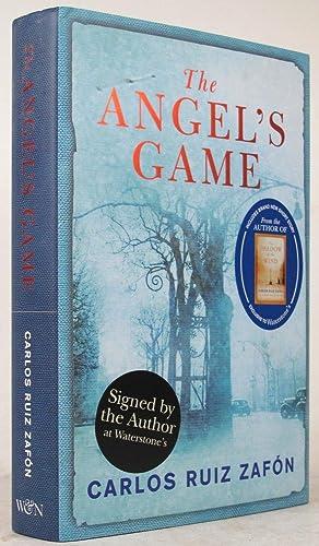 The Angel's Game.: ZAFON, Carlos Ruiz.