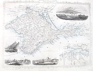 The Crimea.: RAPKIN, J.