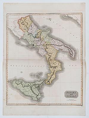 Naples and Sicily.: THOMSON, John.